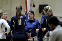 Smithfield-Selma Vs Corinth Holders Volleyball 2016