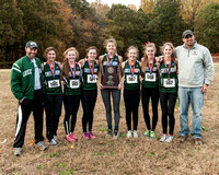 Green Hope 2014 NCHSAA 4A CROSS COUNTRY CHAMPIONSHIP