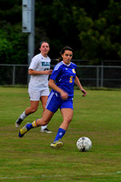 GARNER VS WEST JOHNSTON SOCCER 2014